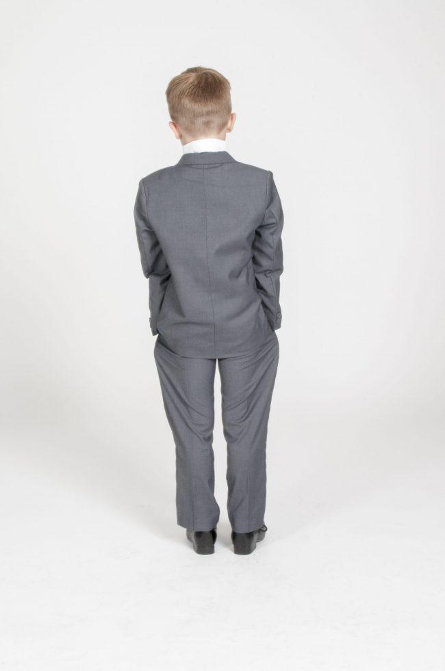 Vivaki 5 Piece Suit in Grey-873