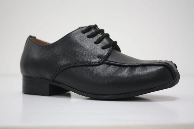 Boys Vivaki Harry Shoes in Black-217