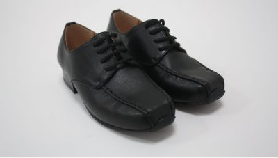 Boys Vivaki Harry Shoes in Black-218