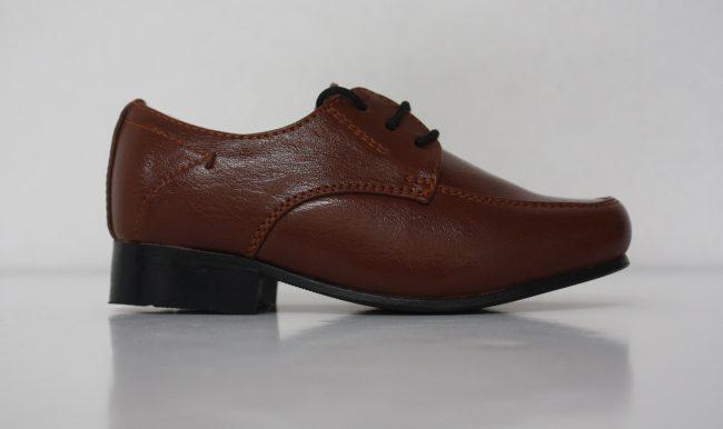 Boys Vivaki William Shoes in Brown-240