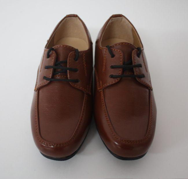 Boys Vivaki William Shoes in Brown-241