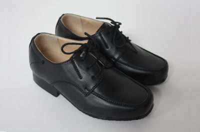 Boys Vivaki William Shoes in Black-0