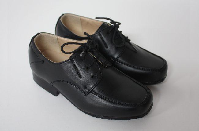 Boys Vivaki William Shoes in Black-0