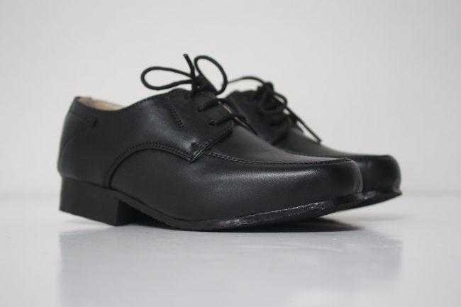 Boys Vivaki William Shoes in Black-231