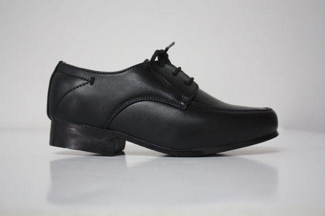 Boys Vivaki William Shoes in Black-232