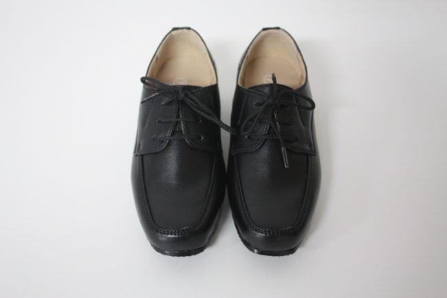Boys Vivaki William Shoes in Black-233