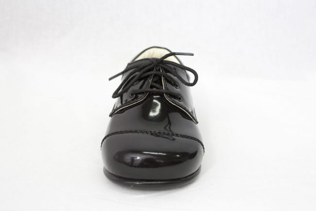 Boys Early Steps Royal Shoes in Black-960