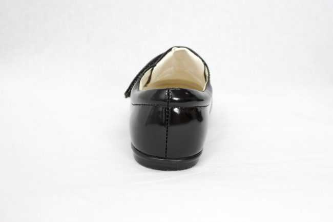Boys Early Steps Prince Shoes in Black-936