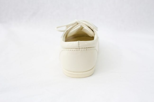 Boys Early Steps Royal Shoes in Cream-956