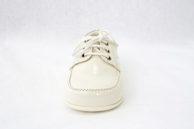 Boys Early Steps Royal Shoes in Cream-957