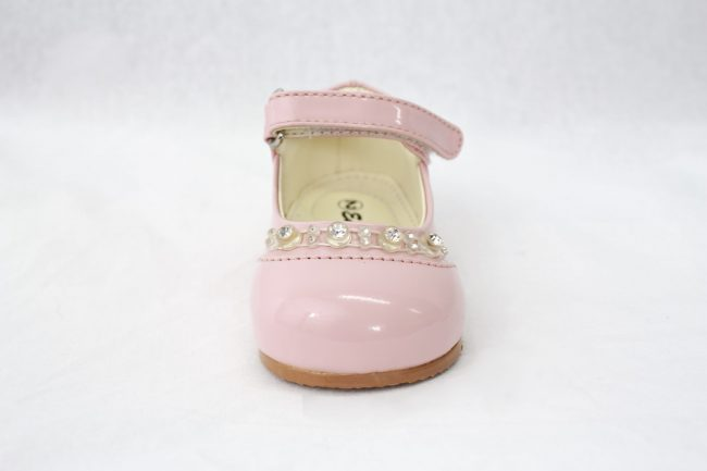 Girls Early Steps Diamond Shoes in Pink-932