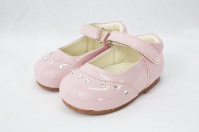 Girls Early Steps Fairy Shoes in Pink-0