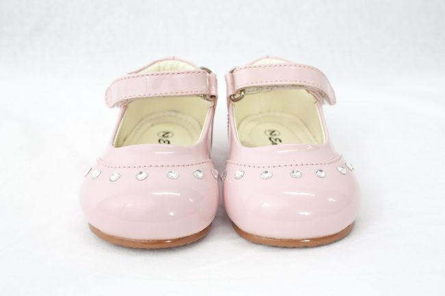 Girls Early Steps Fairy Shoes in Pink-915