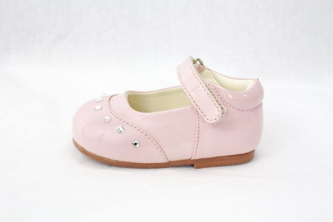 Girls Early Steps Fairy Shoes in Pink-917