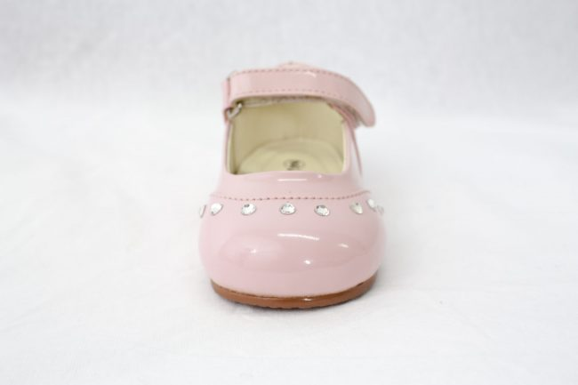 Girls Early Steps Fairy Shoes in Pink-916