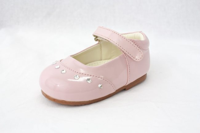 Girls Early Steps Fairy Shoes in Pink-914