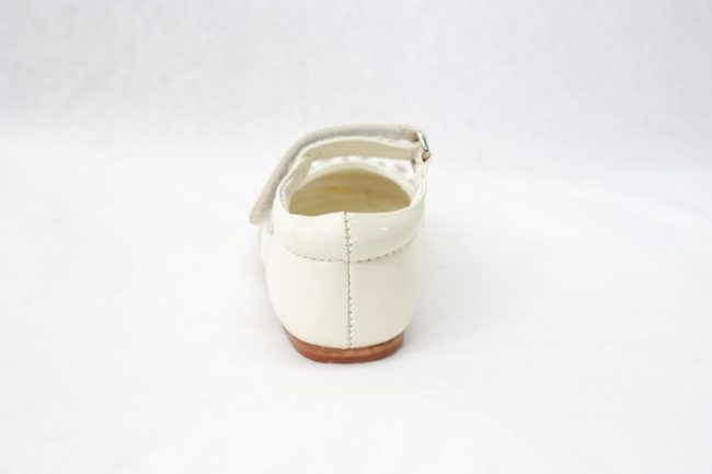Girls Early Steps Diamond Shoes in Cream-928