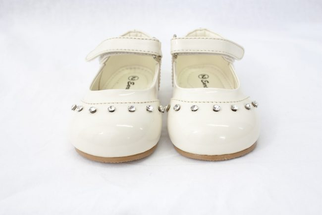 Girls Early Steps Fairy Shoes in Cream-894