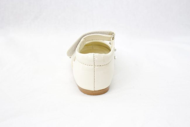 Girls Early Steps Fairy Shoes in Cream-891