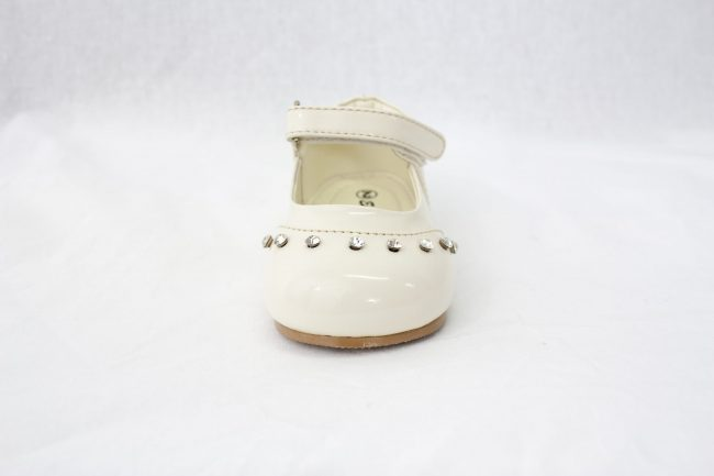 Girls Early Steps Fairy Shoes in Cream-895