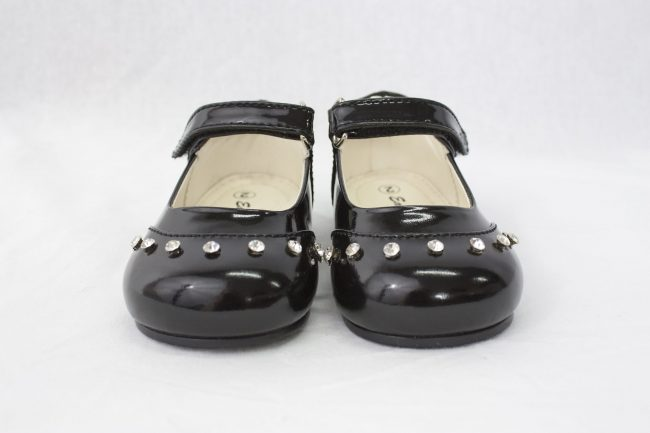 Girls Early Steps Fairy Shoes in Black-910