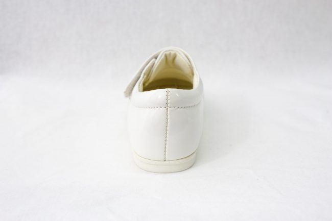 Boys Early Steps Prince Shoes in White-981
