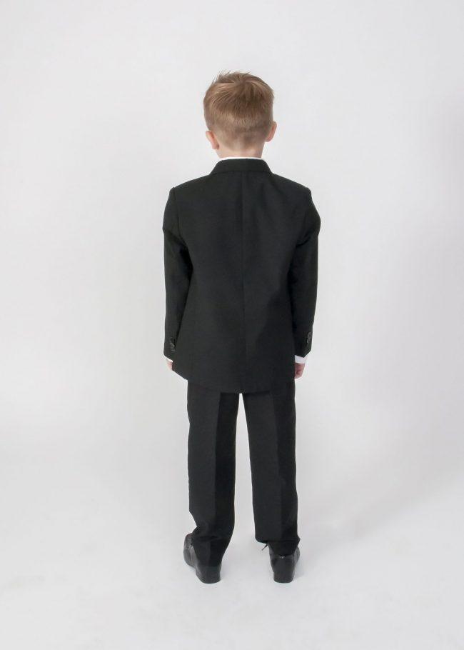5pc Black Diamond Suit in Pink-678