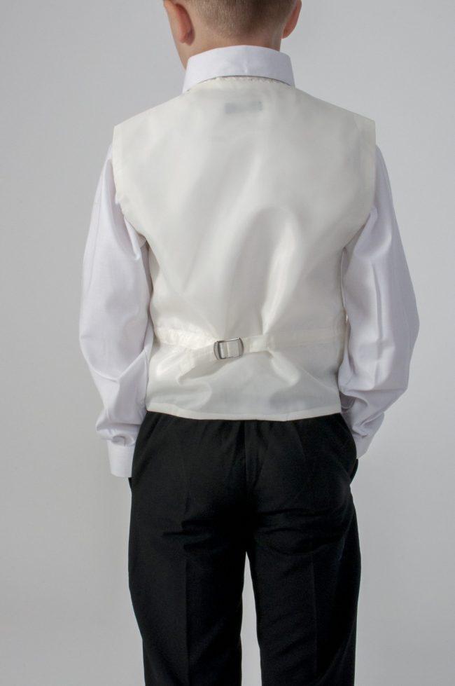 5pc Black Diamond Suit in Cream-784