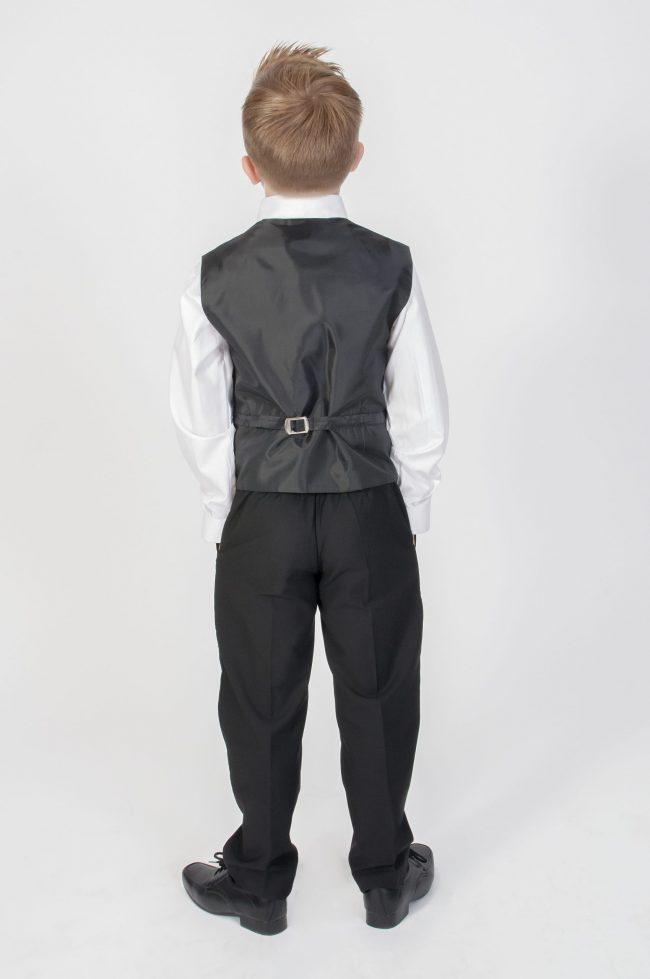 4pc Black Diamond Suit in Purple-647