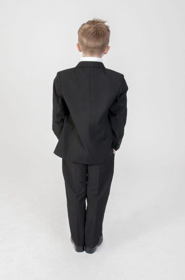 5pc Black Diamond Suit in Blue-762