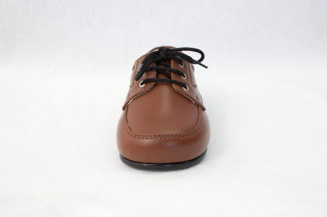 Boys Early Steps Royal Shoes in Brown-999