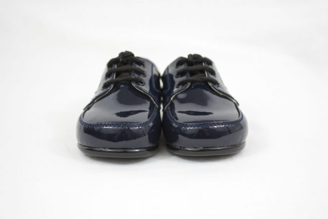 Boys Early Steps Royal Shoes in Navy-1107