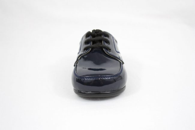 Boys Early Steps Royal Shoes in Navy-1108