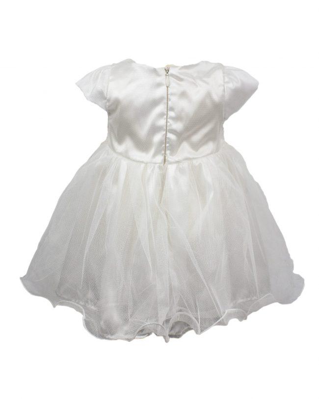 Visara Luxury 3 Piece Bow Dress Boxed Set -1051
