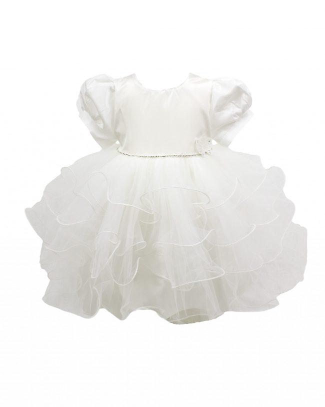 Visara Luxury 3 Piece Butterfly Dress Boxed Set -0