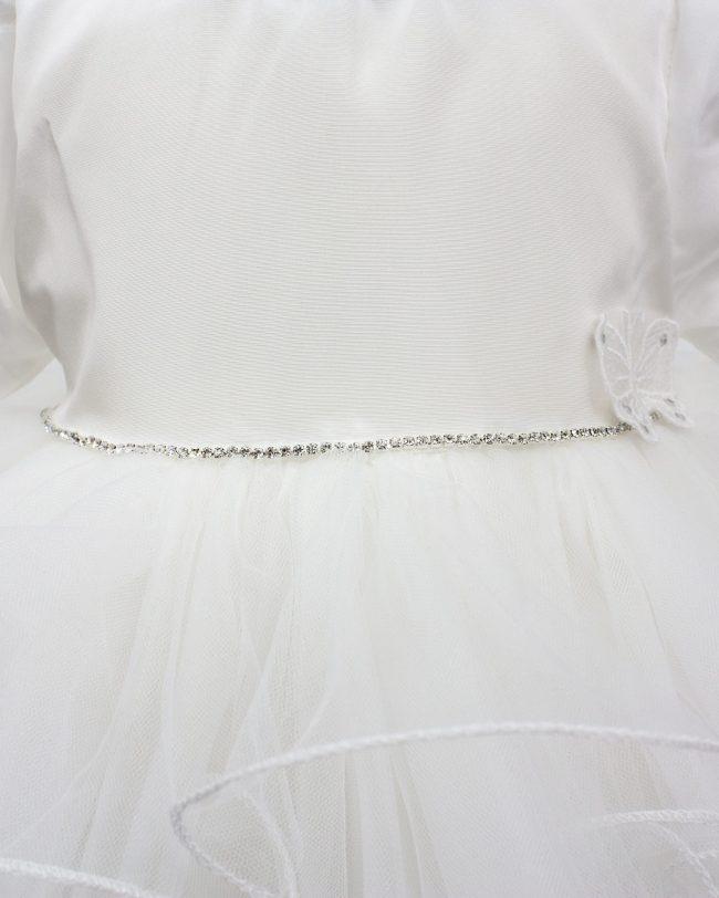 Visara Luxury 3 Piece Butterfly Dress Boxed Set -1065