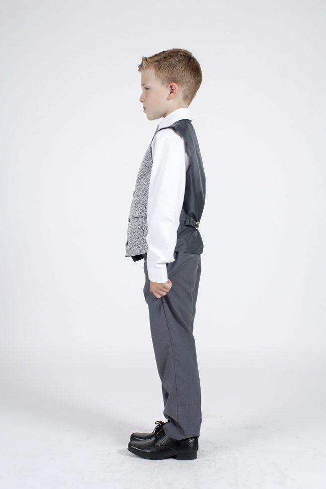 5 piece grey swirl tailcoat-1324