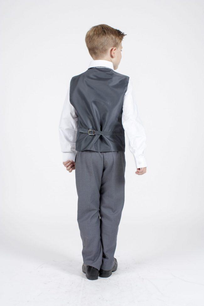 5 piece grey swirl tailcoat-1327