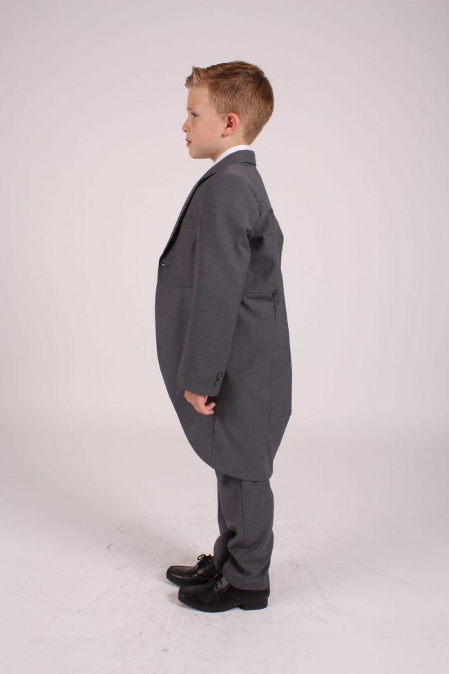 5 piece grey swirl tailcoat-1328