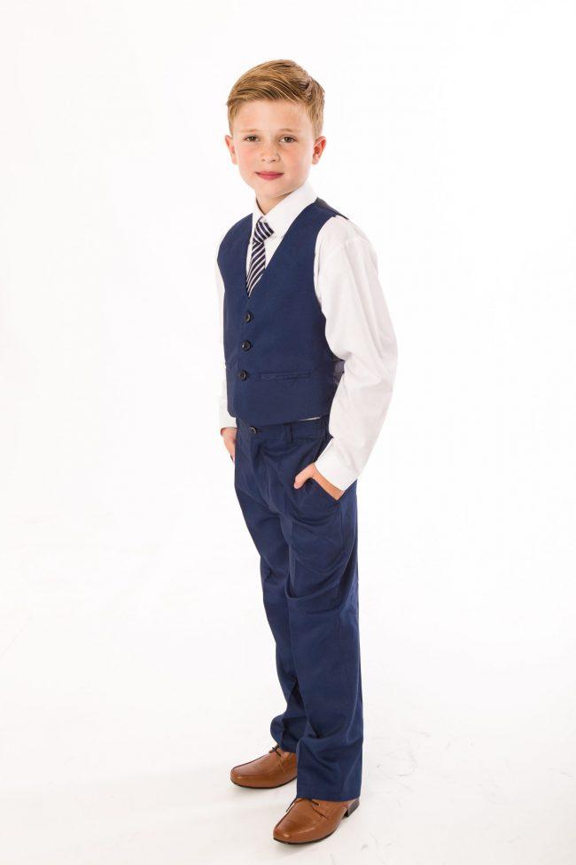 5 piece blue suit-1438