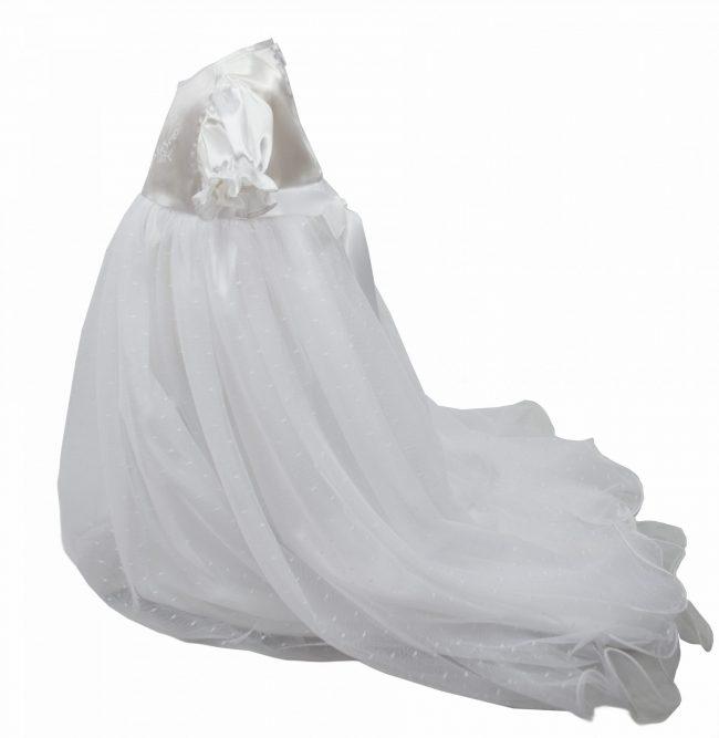 White 'my christening day' Dress-1531