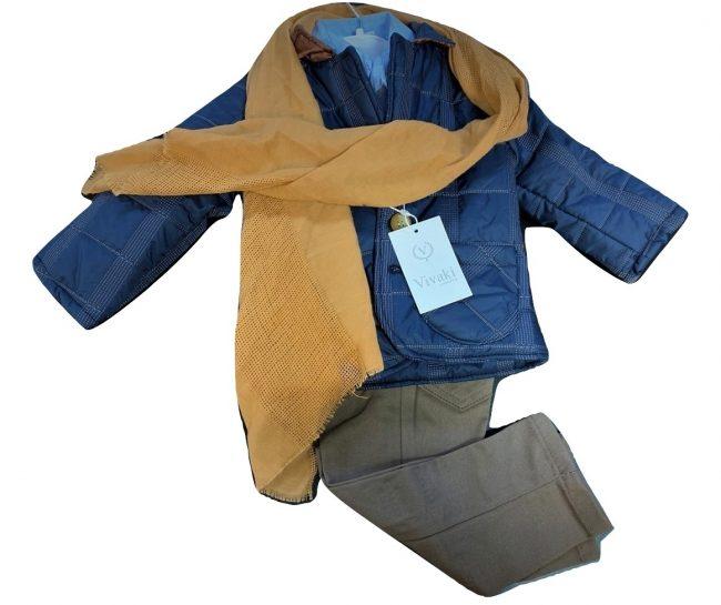 Boys 5pc Jacket Smart Casual Wear-1791