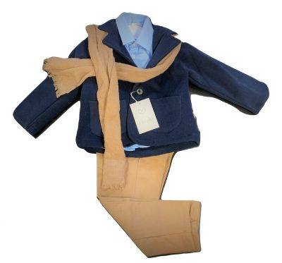 Boys 5pc Blazer Smart Casual Wear-1782