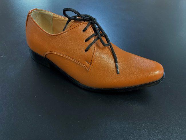 George Brown Matt Shoes-0