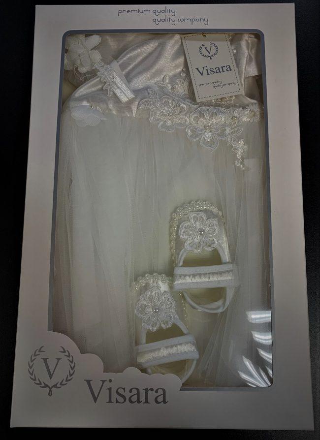 Visara Luxury 3 Piece Dress Boxed Set -1894