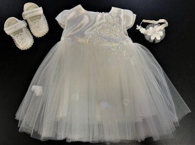 Visara Luxury 3 Piece Dress Boxed Set -0